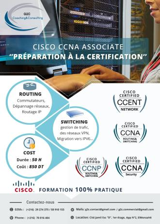 Certification CISCO CCNA Associate